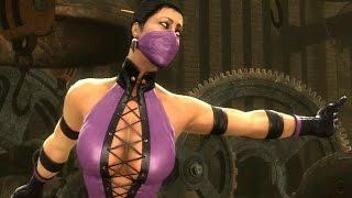 Mortal Kombat 9 - Mileena Umk3 Costume Classic Arcade Ladder Gameplay Playthrough