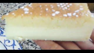 getlinkyoutube.com-الكيكة السحرية بالفانيليا/Gateau magique à la vanille/ٍVanilla Magic cake