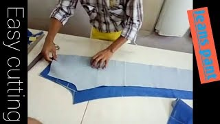 Jeans pant Easy cutting