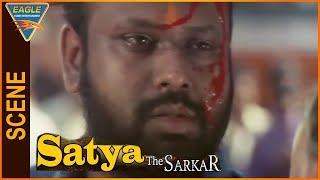 Satya The Sarkar Hindi Dubbed Movie    Rami Reddy Kills Opposition Candidate    Eagle Hindi Movies