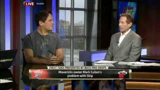 getlinkyoutube.com-Mark Cuban DESTROYS Skip Bayless