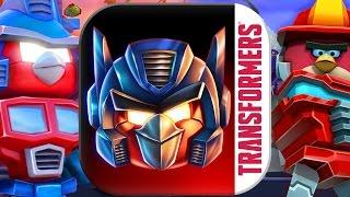 getlinkyoutube.com-All Angry Birds Transformers Robot to Vehicle