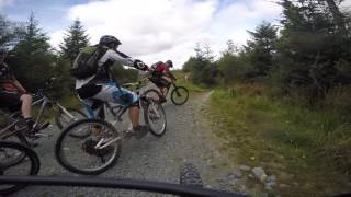 getlinkyoutube.com-Tawr Du - Coed y Brenin - Dangerous Dave's 50th
