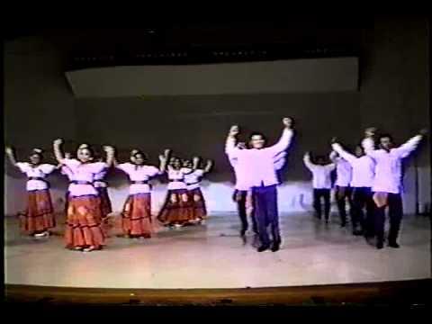 Danzas y Bailes de Quintana Roo Oaxtepec 2000 - Bailes Mestizos