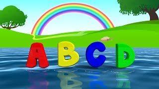 getlinkyoutube.com-The ABC Song | abc rhymes | abc rhyme