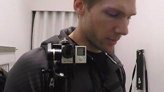 getlinkyoutube.com-Testing my new Vlogging Gimbal Setup (Feiyu Tech wg with gopro)