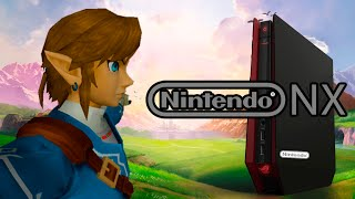getlinkyoutube.com-Zelda Wii U better on Nintendo NX?!