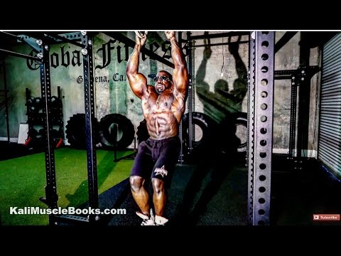 (THIS GUYS A BEAST!) Abs Workout how to have SIX PACK w/ @KaliMuscle