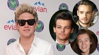 getlinkyoutube.com-One Direction Reacts To Niall Horan's Solo Song Debut... But What About Zayn?