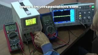 getlinkyoutube.com-CSI3003X5 0 to 30 Volt DC Bench Power Supply