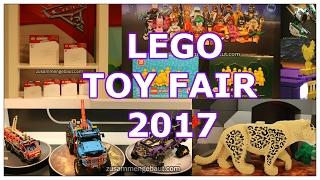 getlinkyoutube.com-lego Toy Fair 2017 ( #1)