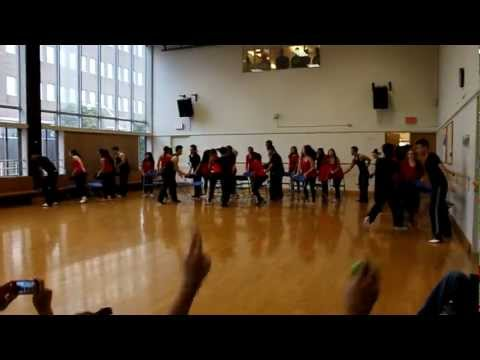 PAC200 Dance Rotation 2011