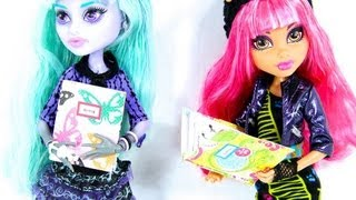 getlinkyoutube.com-Quick Craft: How to Make Doll School Subject Folders