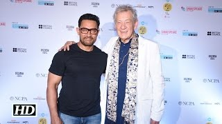 Aamir Khan and Sir Ian McKellen in conversation with B-town