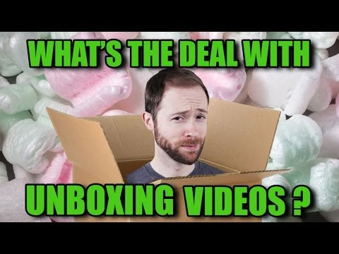 What's the Deal With Unboxing Videos? | Idea Channel | PBS Digital Studios
