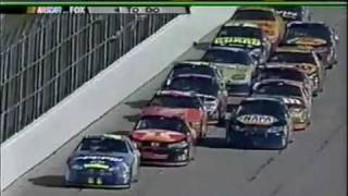 Jeff Gordon Career Win #72 2005 Aaron's 499 At Talledega Finish