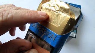 getlinkyoutube.com-Золото из сигарет! (Sovereign GOLD))