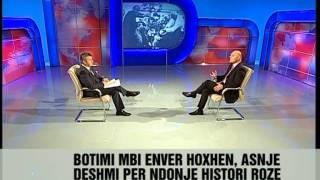 """getlinkyoutube.com-""""Intervista"""", te fshehtat e ish-diktatorit Hoxha - Vizion Plus - News - Lajme"""