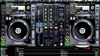 getlinkyoutube.com-Virtual DJ PRO Mix - Free DJ Mix Software