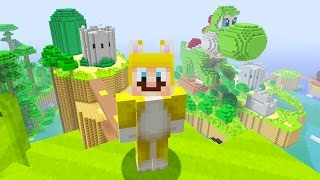 getlinkyoutube.com-Minecraft: Super Mario Edition - Yoshi {6}