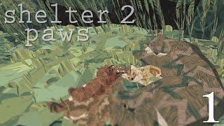 A SHELTERED EMBRACE || SHELTER 2: PAWS - Episode #1