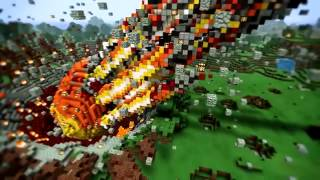 getlinkyoutube.com-Increibles Creaciones en MineCraft