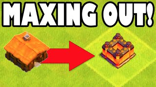 "getlinkyoutube.com-Clash of Clans - MAXING BASE OUT 100% ""LOOT PLAN TO GET MAXED BASE!"" This Will Cost a Bit"