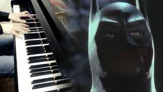 Batman 1989 theme, piano cover width=