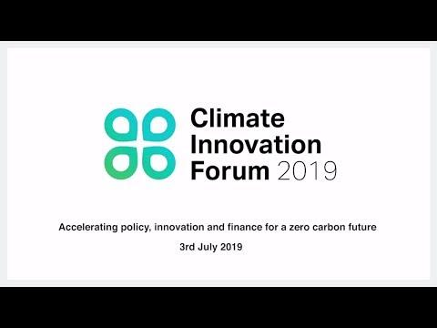 Climate Innovation Forum 2019
