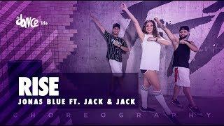 Rise   Jonas Blue Ft. Jack & Jack | FitDance Life (Coreografía) Dance Video
