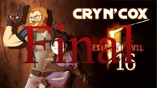 getlinkyoutube.com-Cry n' Cox Play: Resident Evil 5 [P16] [Final]