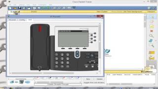 getlinkyoutube.com-Configuración CME cisco packet tracer # 2