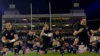 The banned Haka ft Jerry Collins