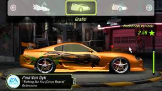 Need for Speed: UNDERGROUND2 - Brian´s TOYOTA Supra