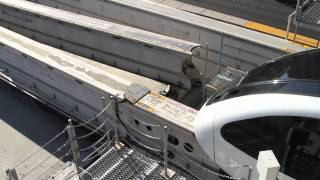 getlinkyoutube.com-las Vegas monorail switch