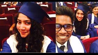 getlinkyoutube.com-Now Actress Sai Pallavi is Officially a Doctor | Hot Tamil Cinema News
