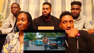 Kwesi Arthur Ft. Sarkodie & Medikal - Grind Day Remix ( REACTION VIDEO ) || @KwesiArthur_