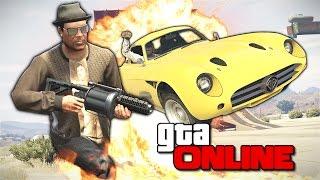 getlinkyoutube.com-GTA 5 Online (PC) - Оглушен и взорван! #142