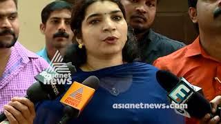 Saritha Nair Press Meet |Solar probe panel report tabled in Kerala Assembly