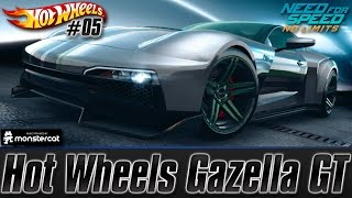 Need For Speed No Limits: Hot Wheels Gazella GT (Chapter 5)
