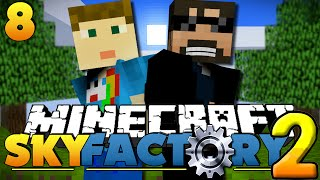 Minecraft SkyFactory 2 - Flying Plants [8]