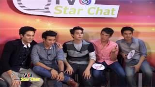 getlinkyoutube.com-130628 (เต็มรายการ)ThaiTV3 - StarChat สุภาพบุรุษจุฑาเทพ เกรท โป๊ป เจมส์ บอม เจมส์