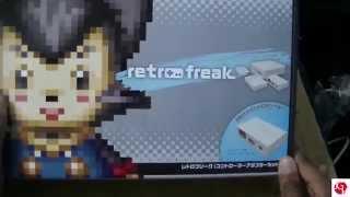 getlinkyoutube.com-RetroFreak CY-RF-B (Deballage / Unboxing) & Play Test