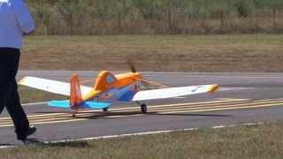 getlinkyoutube.com-Avión Dusty de Radio Control - Dusty Plane Radio Control
