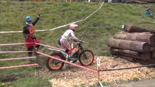 【TONI BOU】2016 FIM Trial World Championship