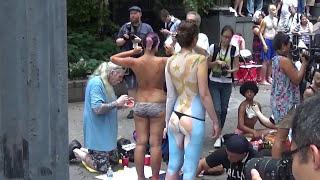 getlinkyoutube.com-Bodypainting Day Part I on Saturday July 18, 2015