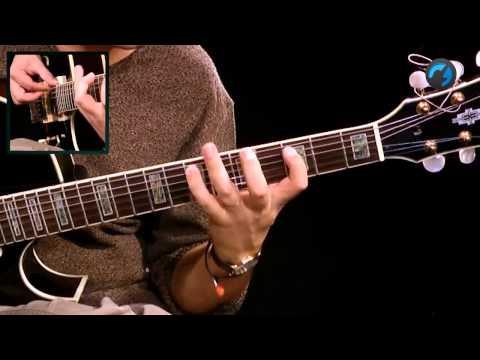 Introdu��o ao Improviso (como tocar - aula de guitarra jazz)