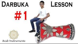 getlinkyoutube.com-Doumbek Lesson #1 - Learn to Play Darbuka Like A Master