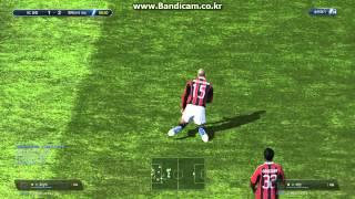 getlinkyoutube.com-Fifa online 3 Beckham free kick