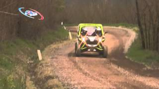 getlinkyoutube.com-Can am Maverick X ds 2015  Rally Tuscan Rewind - Crociani Groups-